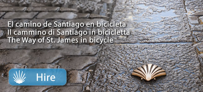 Hire a Bike for the Saint James Way