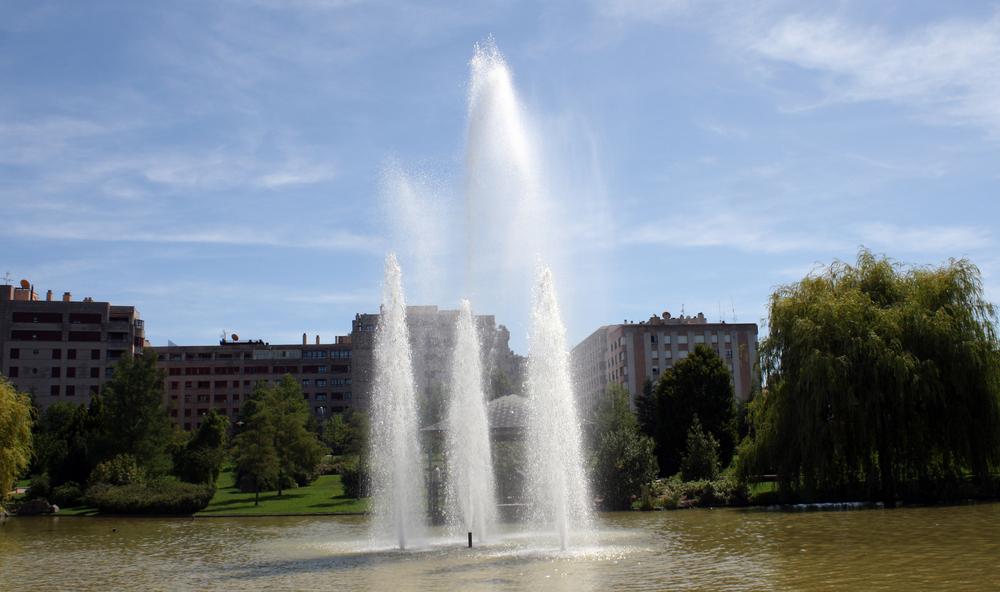 Parque Yamaguchi, Pamplona