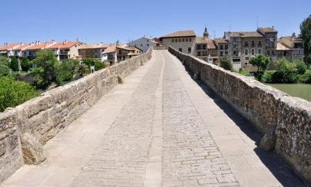 Puente de la Reina, Pamplona
