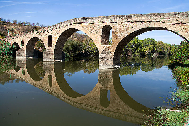 Puente de paso de Cizur Menor