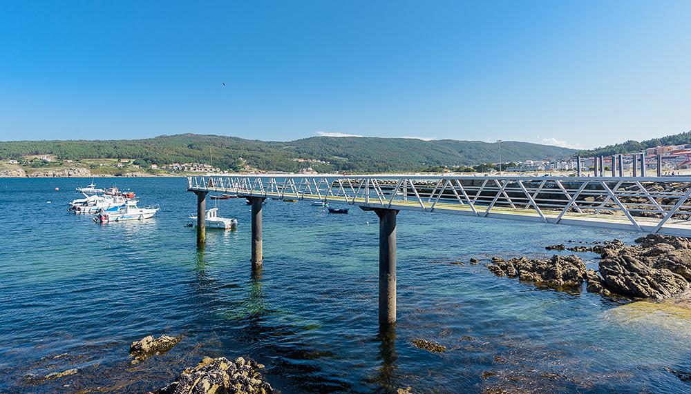 Ponte Camino de Santiago Fisterra
