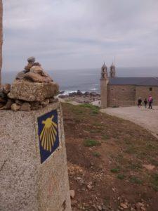 Iglesia de Muxía (Camino Fisterra-Muxía)