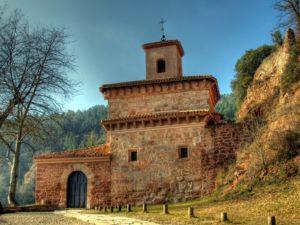 monasterio de suso, camino francés