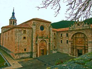 Monastery of Yuso in San Millán de la Cogolla