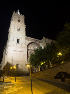 Church of the Assumption of the Virgin in Navarrete
