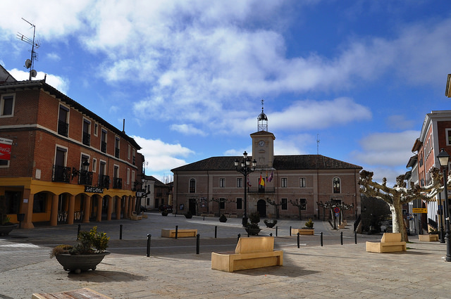 "Carrion de los Condes ""Plaza Mayor"""