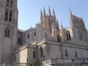 Cathedral of Santa María in Burgos