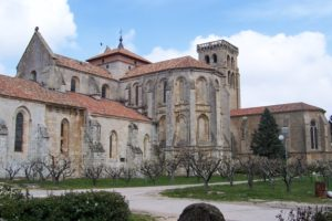 Exterior of the Monastery of Las Huelgas in Burgos