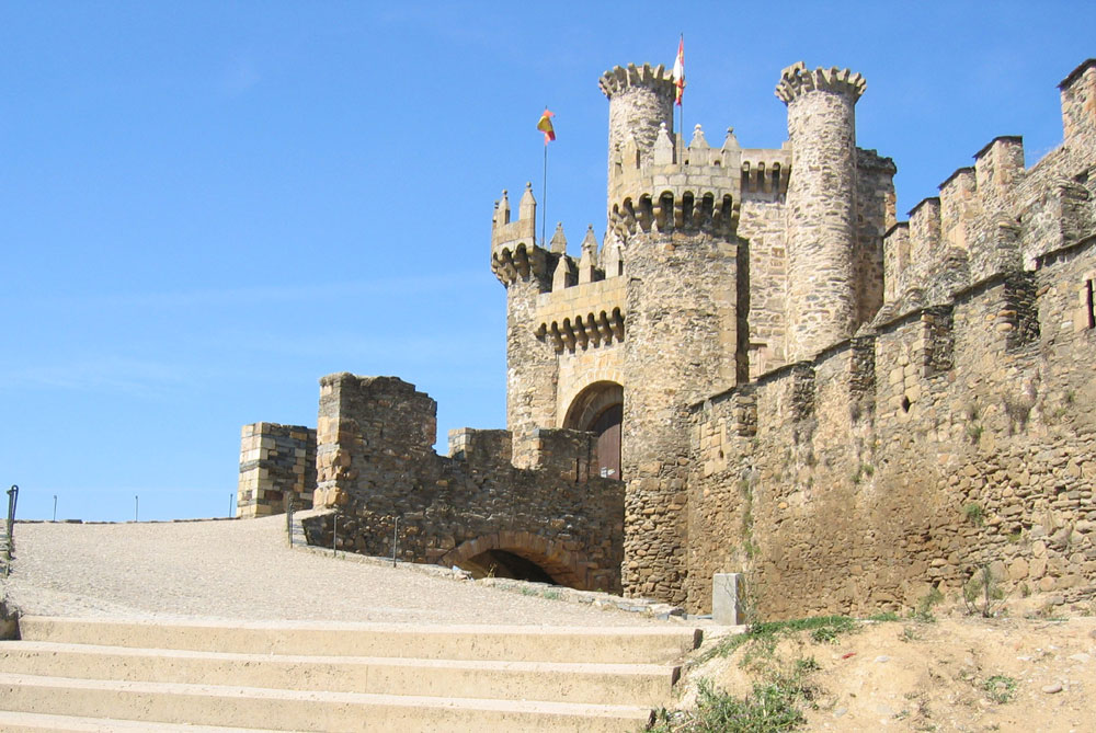 Castle of Ponferrada