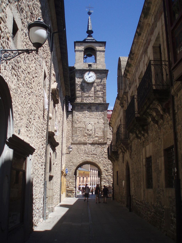 Torre del Reloj in Ponferrada