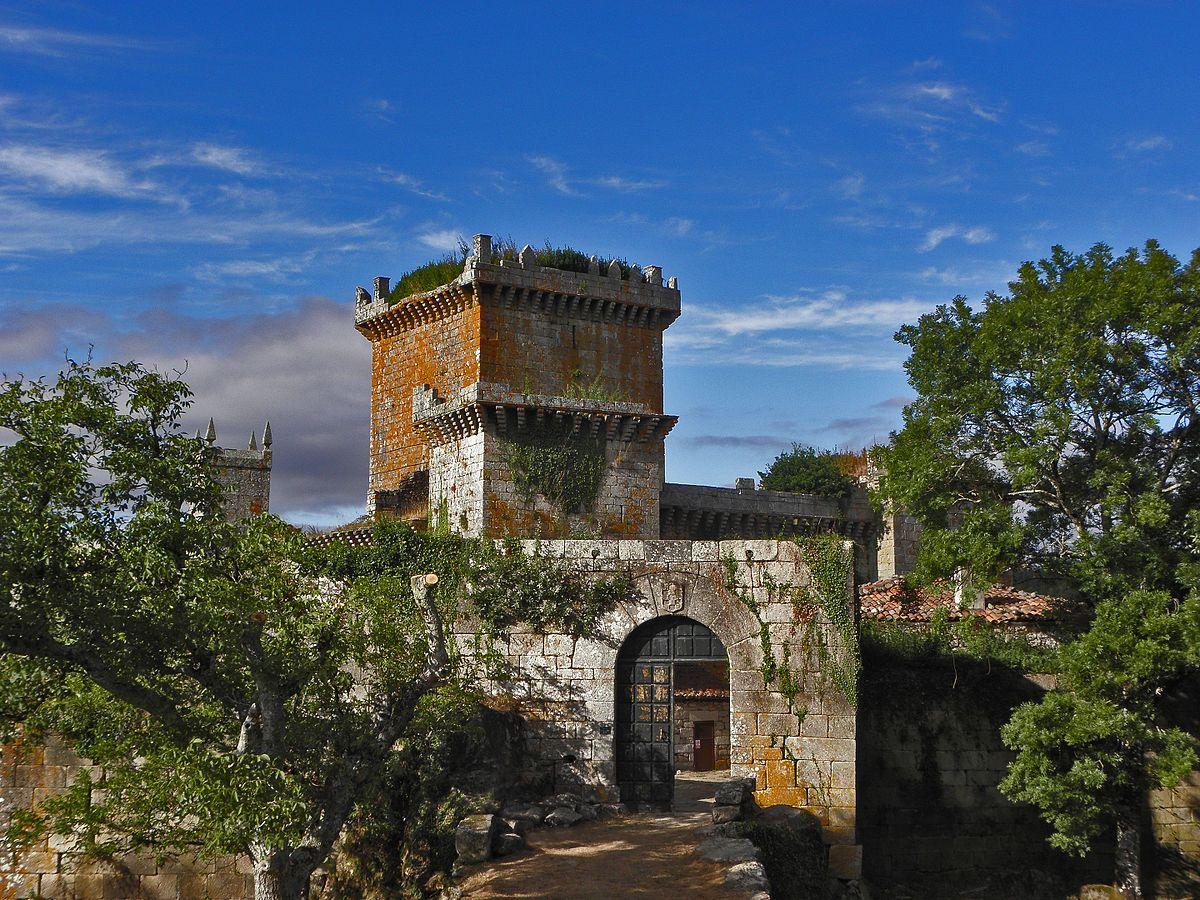 Pambre Castle, in Palas de Rei