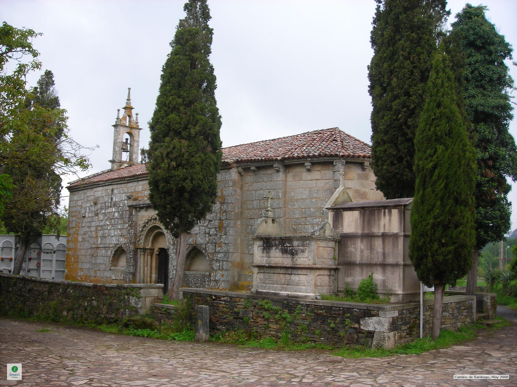 Church of Santa Maria de Melide