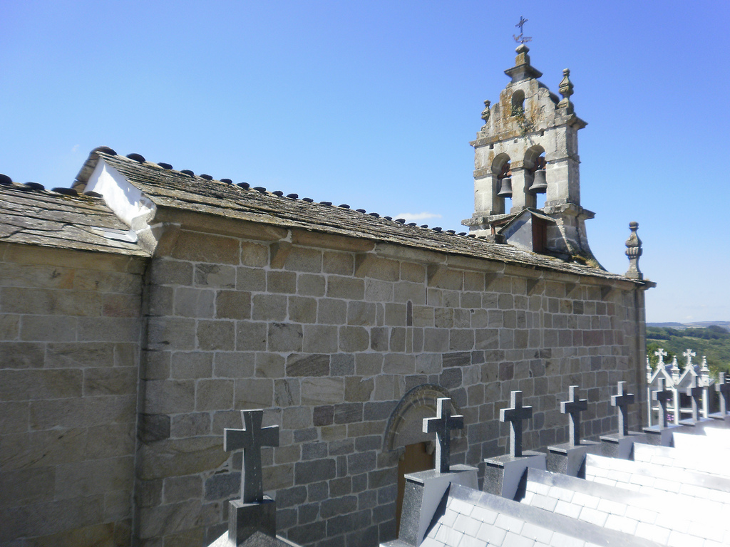 Church of San Miguel de Biville