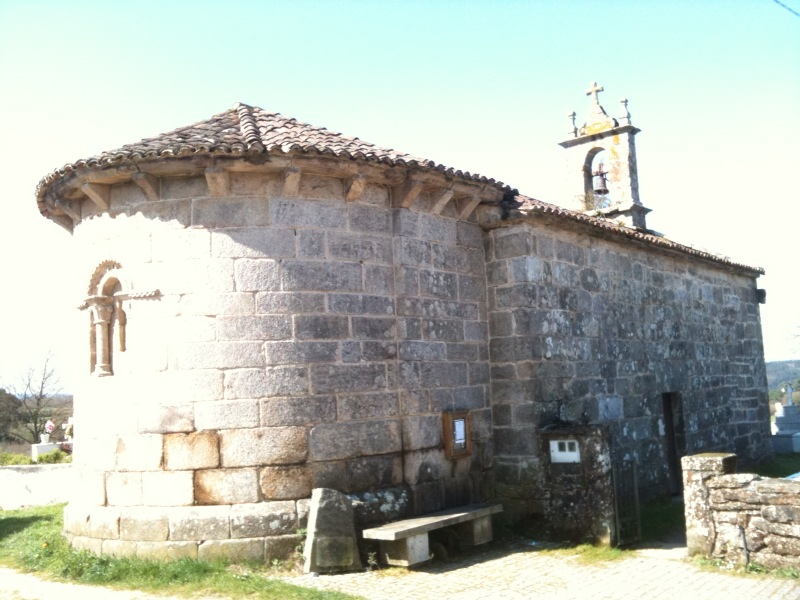 San Xulián do Camiño Church