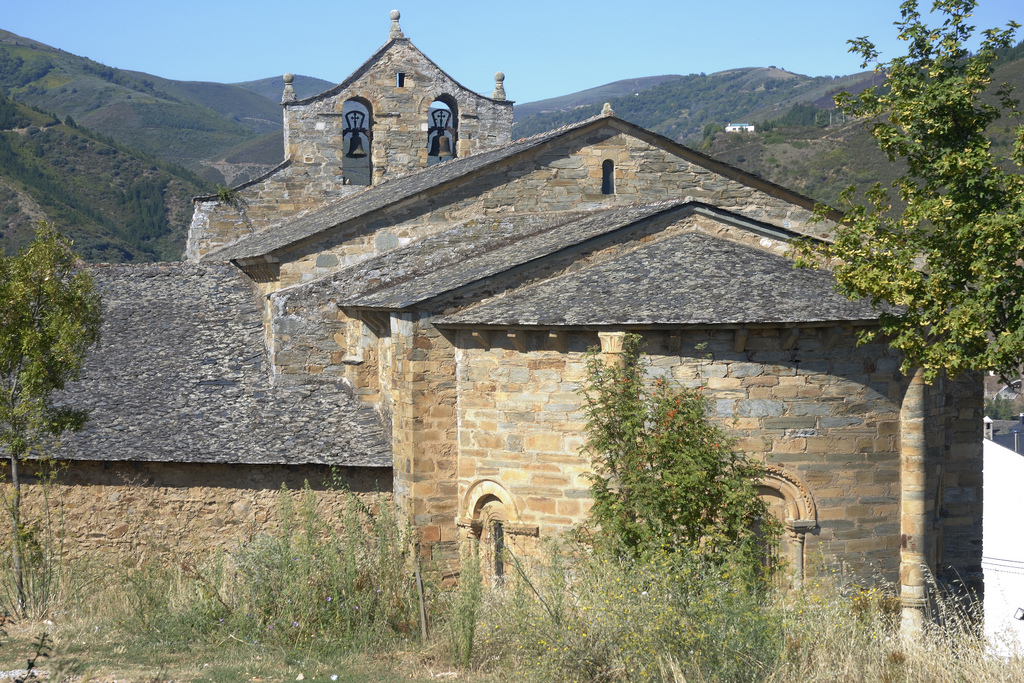 Church of Santiago in Villafranca del Bierzo