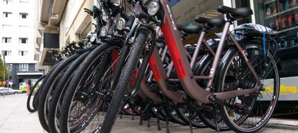 Aquí podéis los neumáticos que calzan nuestras bicis